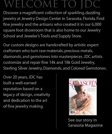 Welcome to Jewelry Design Center